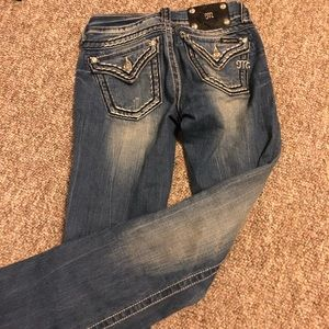 Size 24 Miss Me jeans!